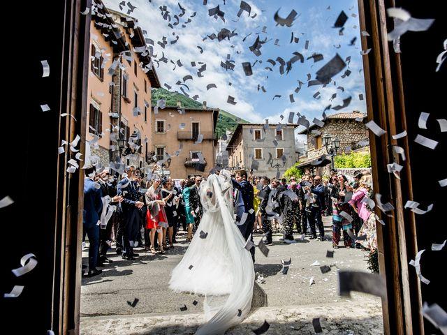 Il matrimonio di Michele e Sofia a Leonessa, Rieti 13