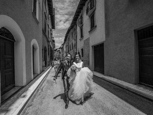 Il matrimonio di Michele e Sofia a Leonessa, Rieti 14