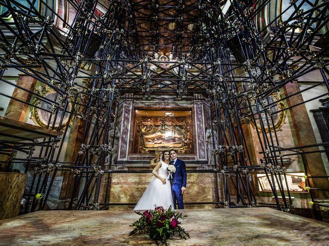 Il matrimonio di Michele e Sofia a Leonessa, Rieti 15