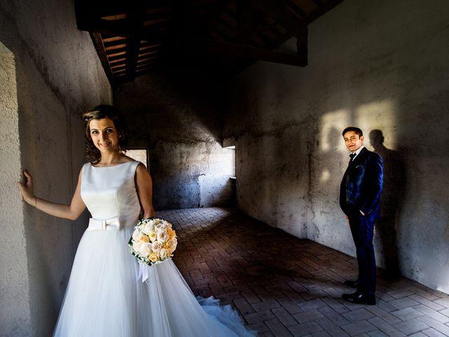 Il matrimonio di Michele e Sofia a Leonessa, Rieti 17