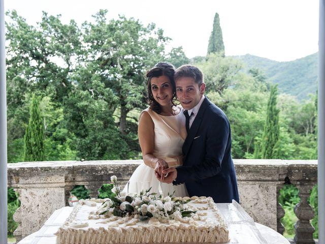 Il matrimonio di Michele e Sofia a Leonessa, Rieti 29