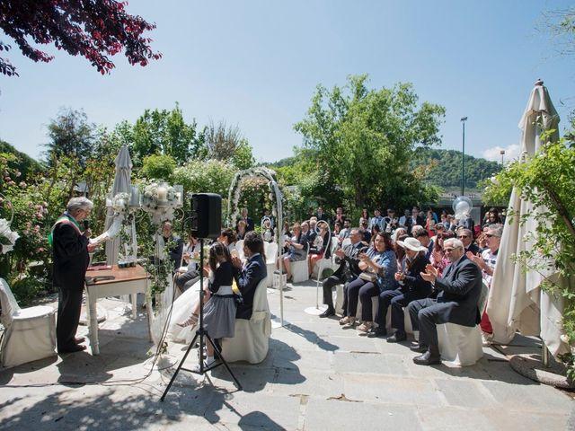 Il matrimonio di Luca e Rossella a Piossasco, Torino 5