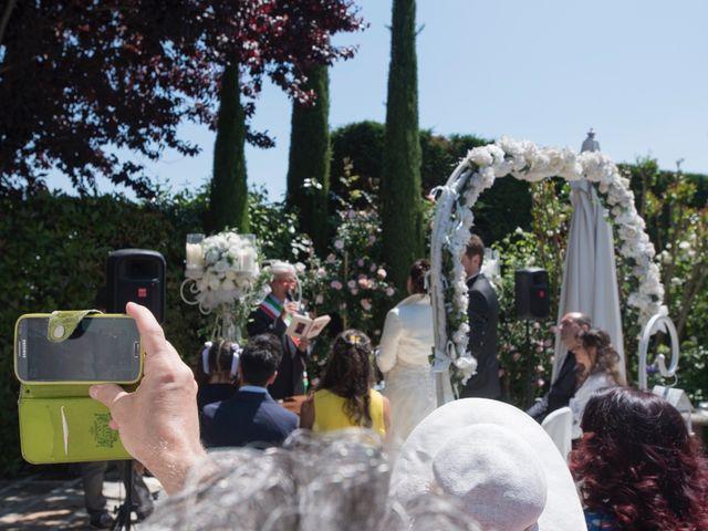 Il matrimonio di Luca e Rossella a Piossasco, Torino 8