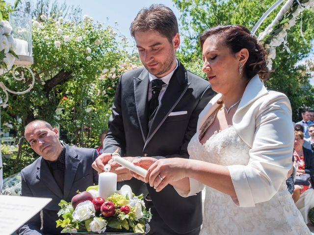 Il matrimonio di Luca e Rossella a Piossasco, Torino 9