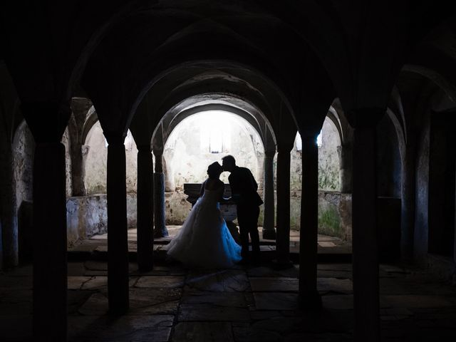 Il matrimonio di Luca e Rossella a Piossasco, Torino 11