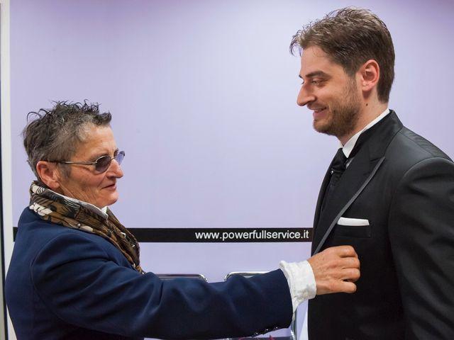Il matrimonio di Luca e Rossella a Piossasco, Torino 19