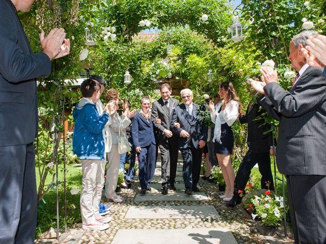 Il matrimonio di Luca e Rossella a Piossasco, Torino 26