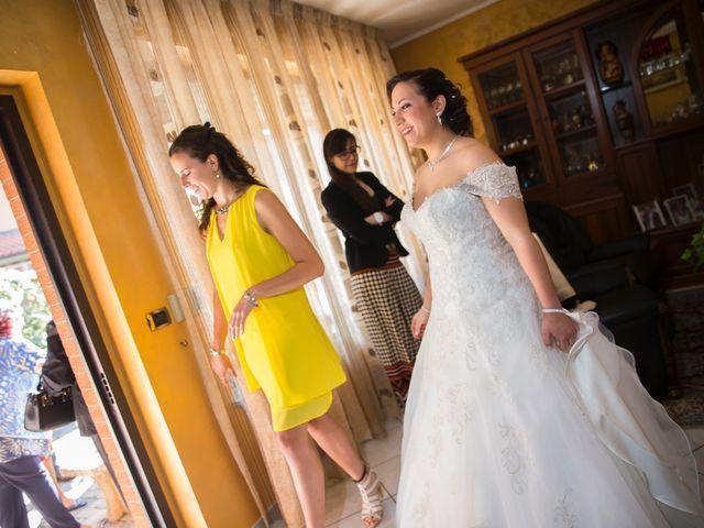 Il matrimonio di Luca e Rossella a Piossasco, Torino 31