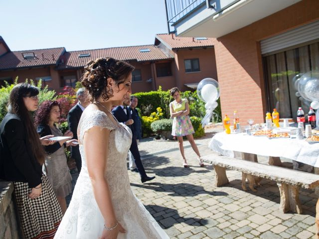 Il matrimonio di Luca e Rossella a Piossasco, Torino 32