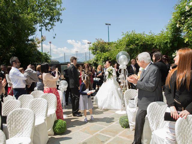 Il matrimonio di Luca e Rossella a Piossasco, Torino 39