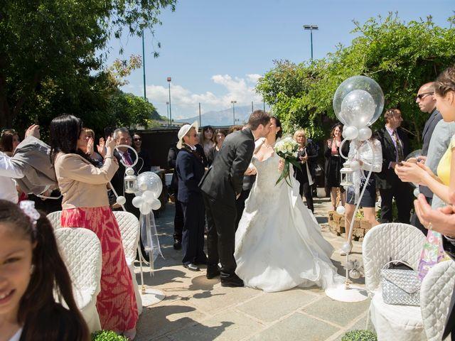 Il matrimonio di Luca e Rossella a Piossasco, Torino 1