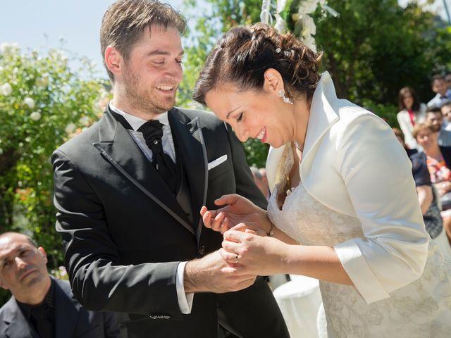 Il matrimonio di Luca e Rossella a Piossasco, Torino 43