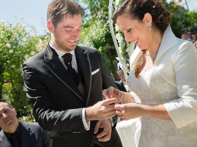 Il matrimonio di Luca e Rossella a Piossasco, Torino 44