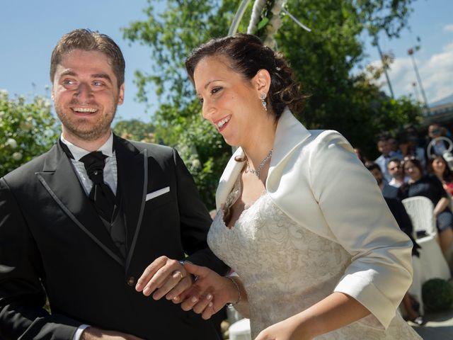 Il matrimonio di Luca e Rossella a Piossasco, Torino 45