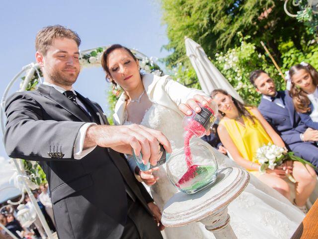 Il matrimonio di Luca e Rossella a Piossasco, Torino 46