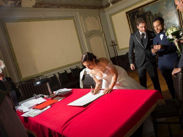 Il matrimonio di Luca e Rossella a Piossasco, Torino 48