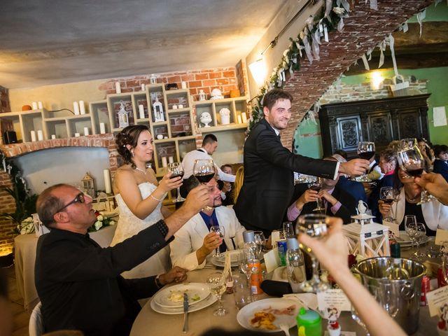 Il matrimonio di Luca e Rossella a Piossasco, Torino 52