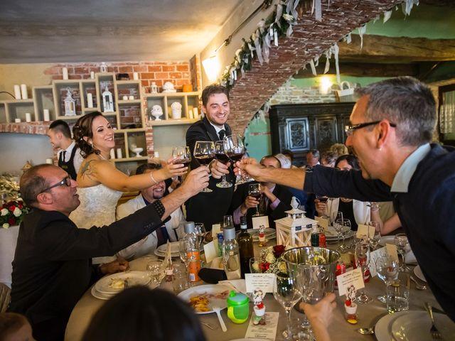 Il matrimonio di Luca e Rossella a Piossasco, Torino 53