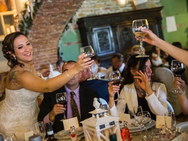 Il matrimonio di Luca e Rossella a Piossasco, Torino 54