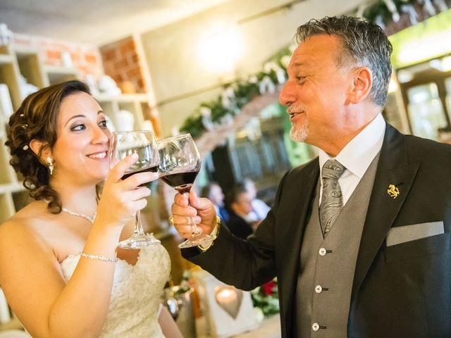 Il matrimonio di Luca e Rossella a Piossasco, Torino 55