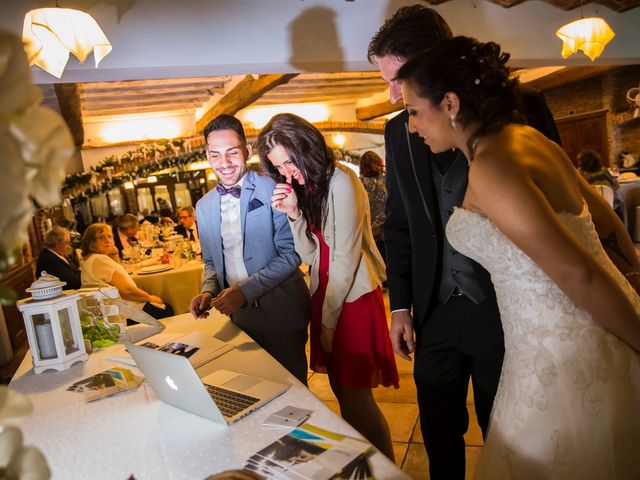 Il matrimonio di Luca e Rossella a Piossasco, Torino 59