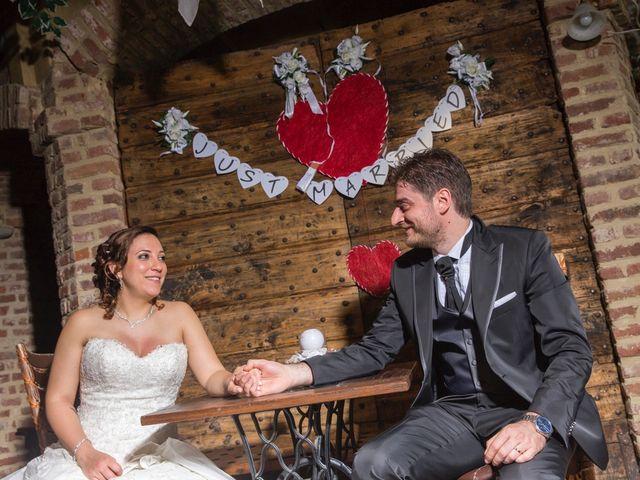 Il matrimonio di Luca e Rossella a Piossasco, Torino 63