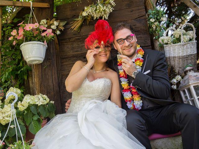 Il matrimonio di Luca e Rossella a Piossasco, Torino 64