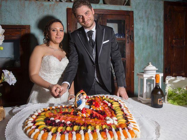 Il matrimonio di Luca e Rossella a Piossasco, Torino 65
