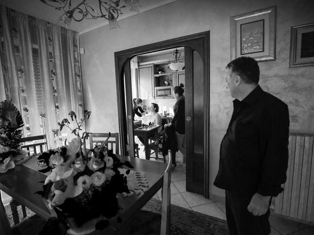 Il matrimonio di Luca e Rossella a Piossasco, Torino 79