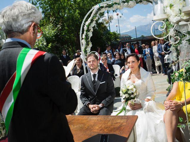 Il matrimonio di Luca e Rossella a Piossasco, Torino 87