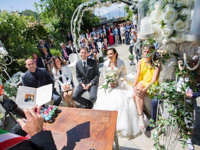 Il matrimonio di Luca e Rossella a Piossasco, Torino 88