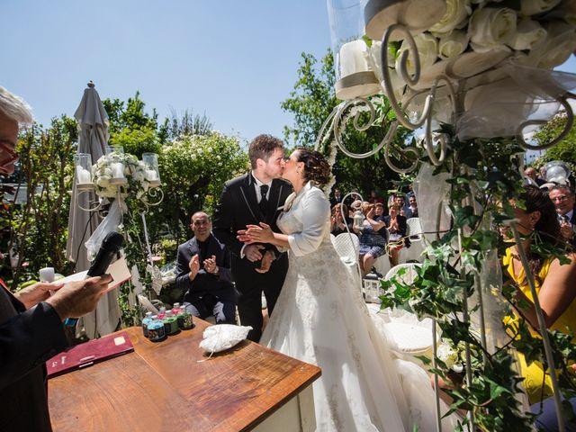Il matrimonio di Luca e Rossella a Piossasco, Torino 89