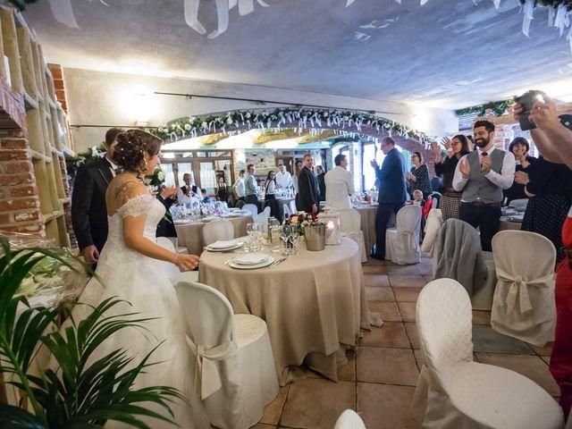 Il matrimonio di Luca e Rossella a Piossasco, Torino 93