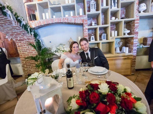 Il matrimonio di Luca e Rossella a Piossasco, Torino 94