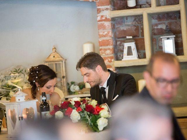 Il matrimonio di Luca e Rossella a Piossasco, Torino 97