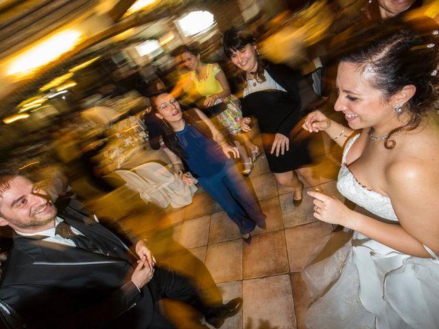 Il matrimonio di Luca e Rossella a Piossasco, Torino 102