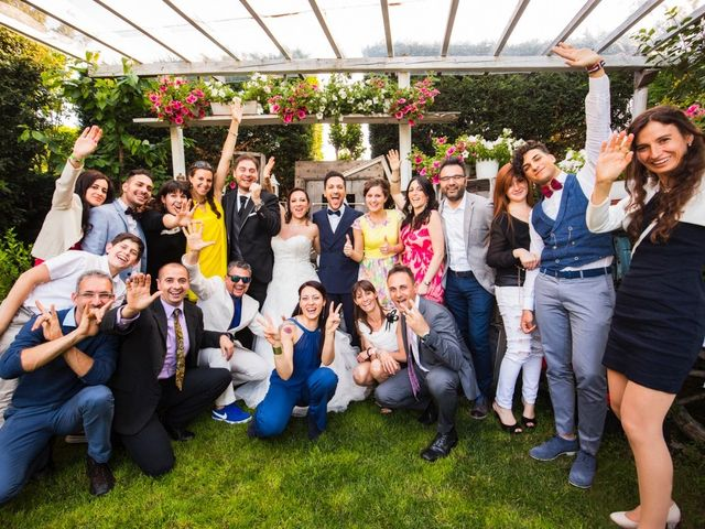 Il matrimonio di Luca e Rossella a Piossasco, Torino 107