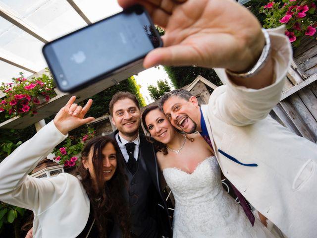 Il matrimonio di Luca e Rossella a Piossasco, Torino 108