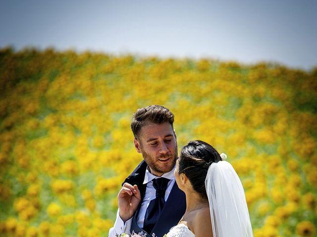 Il matrimonio di Alessandro e Maria Laura a Treia, Macerata 5