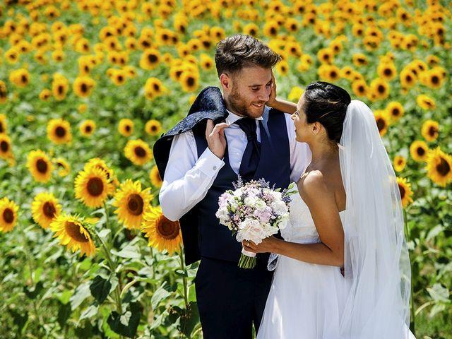 Il matrimonio di Alessandro e Maria Laura a Treia, Macerata 6
