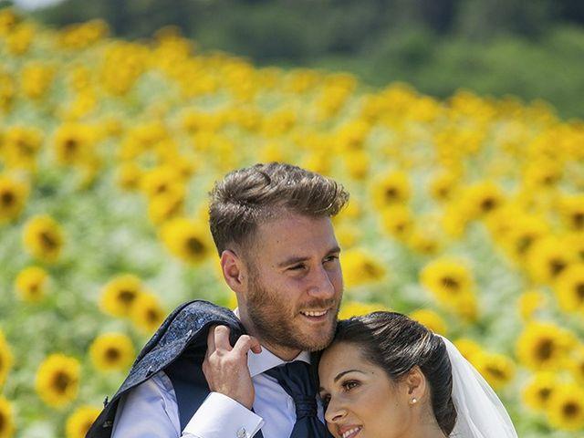 Il matrimonio di Alessandro e Maria Laura a Treia, Macerata 7