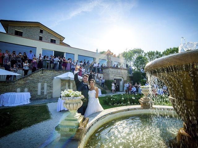 Il matrimonio di Alessandro e Maria Laura a Treia, Macerata 10