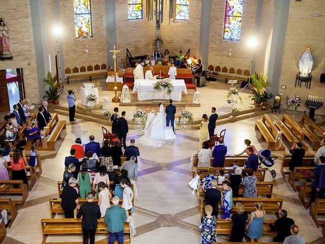 Il matrimonio di Alessandro e Maria Laura a Treia, Macerata 15