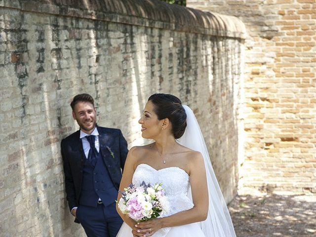 Il matrimonio di Alessandro e Maria Laura a Treia, Macerata 17