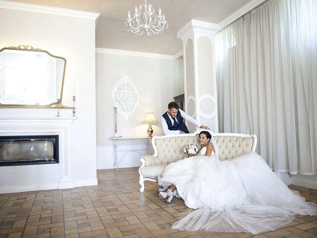Il matrimonio di Alessandro e Maria Laura a Treia, Macerata 21