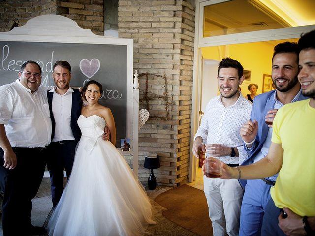 Il matrimonio di Alessandro e Maria Laura a Treia, Macerata 31