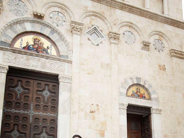 Il matrimonio di Giuseppe e Irene a Cagliari, Cagliari 85