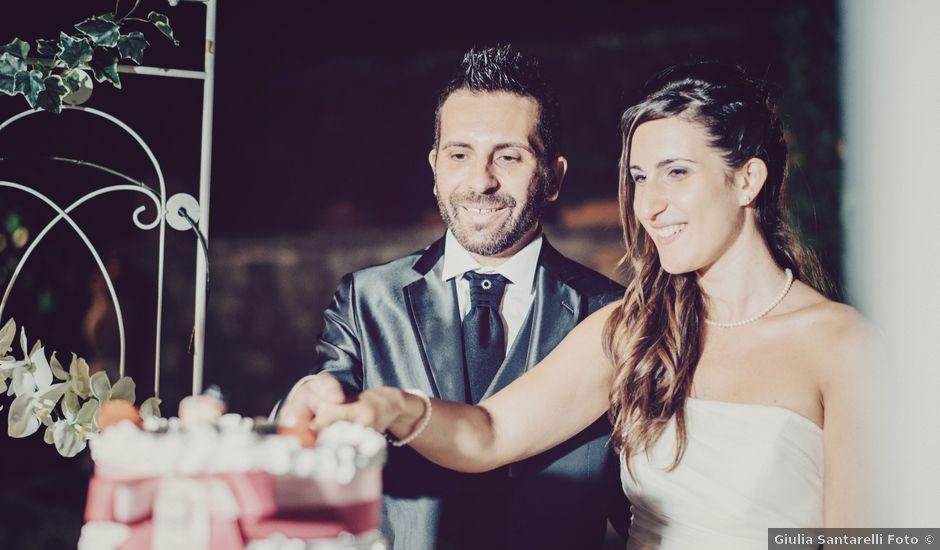 Il matrimonio di Daniele e Melissa a Roma, Roma