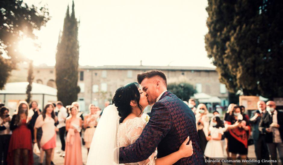 Il matrimonio di Valeria e Fabio a Castelfranco Emilia, Modena