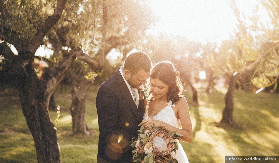 Il matrimonio di Monica e Alessandro a Vasto, Chieti